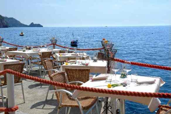 Marina di Praia ristorante Il Pirata