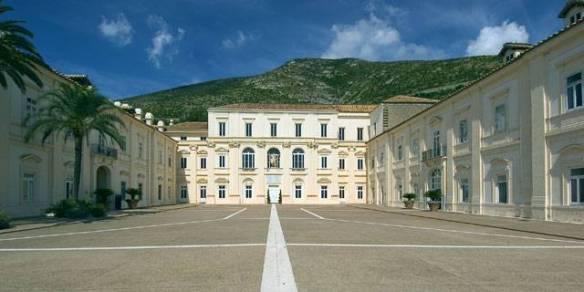 Lo splendido Belvedere di San Leucio a Caserta