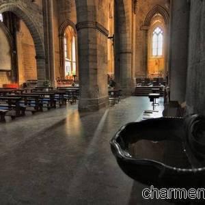 Le navate della chiesa di Sant'Eligio