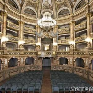 Reggia di Caserta, il Teatro di Corte