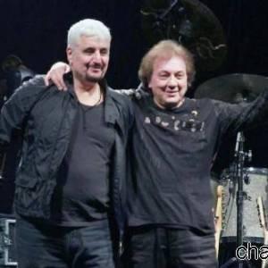 Pino Daniele e Tullio De Piscopo