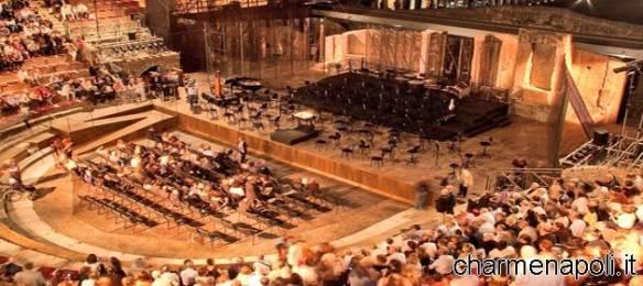 Teatro grande Pompei - Pompei Festival