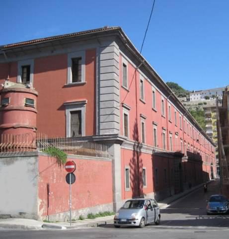 La storica ex caserma Tofano di Nocera Inferiore