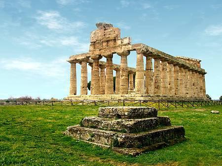 Rovine di Paestum