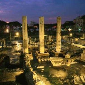 Pozzuoli, resti romani
