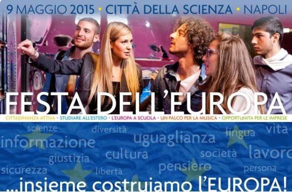 Festa dell'Europa a Città della Scienza