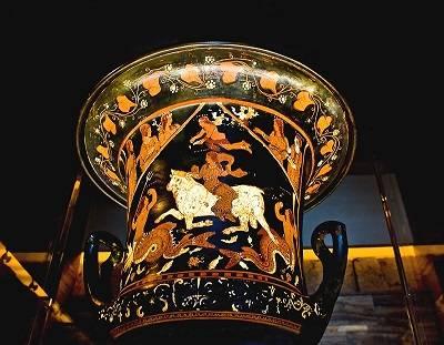 Il vaso di Assteas