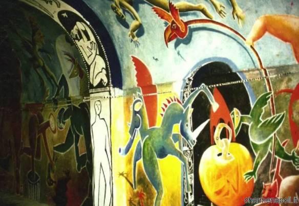 """I murales di """"Terravecchia"""" a Frasso Telesino"""