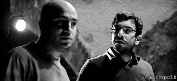 Massimiliano Mazzei e Francesco Bove
