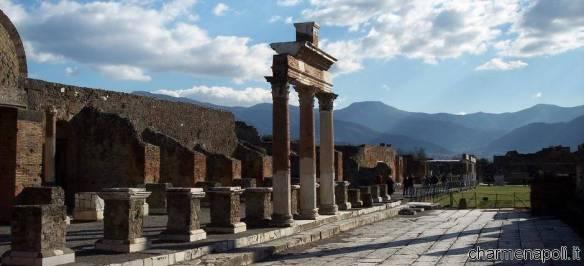 pompei scavi archeologici aperti gratis