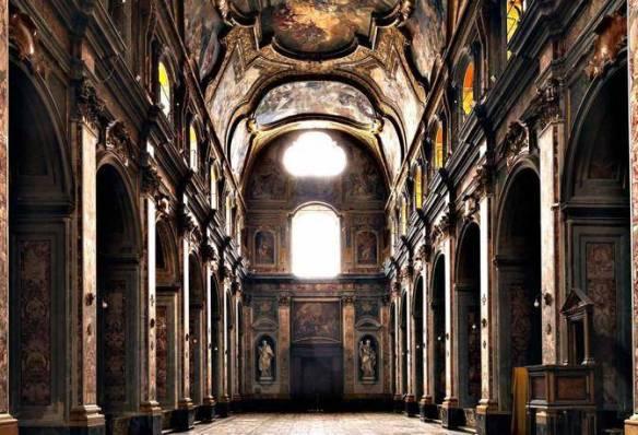 Chiesa-dei-Santi-Severino-e-Sossio