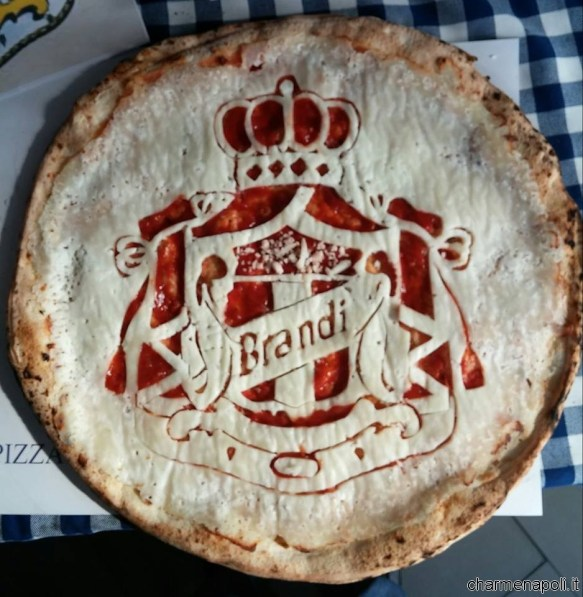 Antica Pizzeria Brandi Napoli
