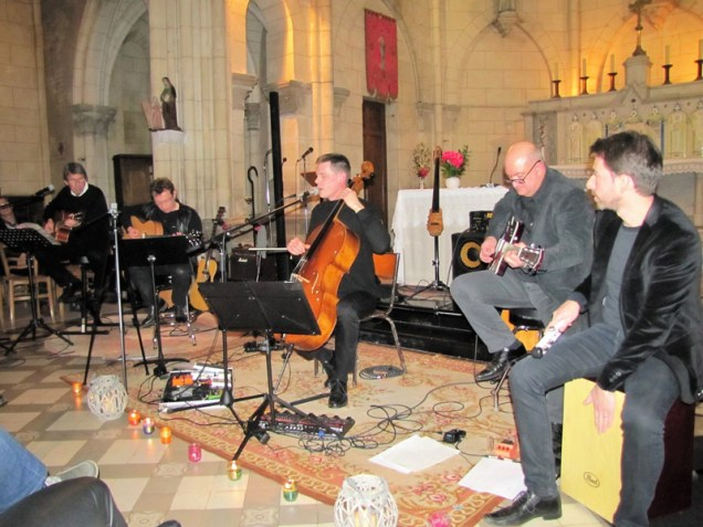 Concert-annuel,-Nothing-but-the-Blues.-photo