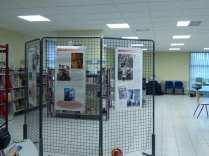 """Exposition itinérante """"Héros oubliés"""" -Mairie-Charmes-Aisne-06"""