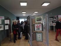 exposition d'aquarelles-Mairie Charmes Aisne-11