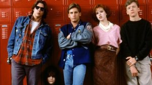 Brat Pack, Breakfast Club, Scenes from Breakfast Club