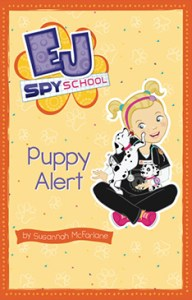 EJ Spy School cover