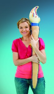 Justine Clarke Ugly Duckling