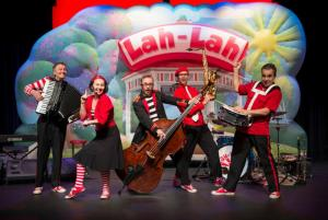 Lah-Lah Live Show music for kids