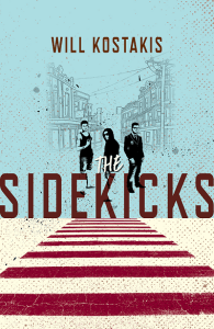 Sidekicks Will Kostakis YA Fiction
