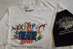 Theatresports Brisbane Tshirts With Logo