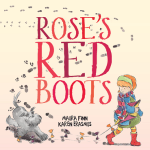 Rose's Red Boots cover