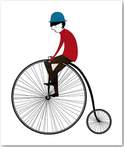 The cyclist - © Blanca Gomez
