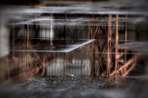 Spiegelung/Zollverein - © Christian Graf