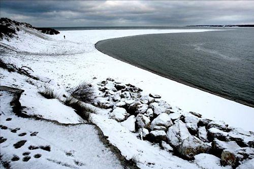 Winter an der Opalküste - © Georges-Félix Cohen