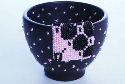 Becher aus der Beads und Pieces Kollektion