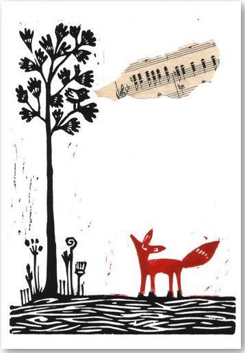 Brahms & the Fox - © Jazmin Velasco