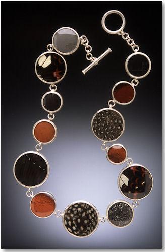 Halskette von Jennifer Trask - © Jennifer Trask