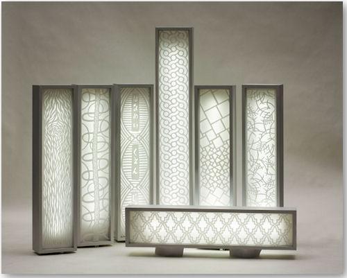 Light Boxes - © June Sekiguchi