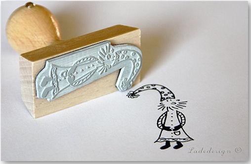 Wichtelstempel Herzstempel - © Ladedesign