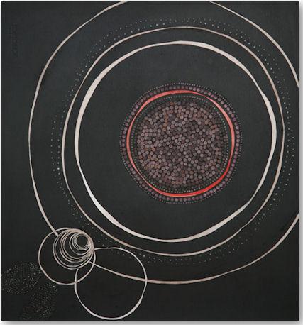 Circle Study #2, 2008 - © Lena Wolff