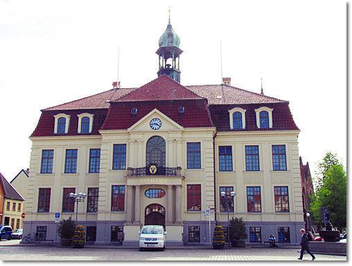 Rathaus Teterow - © Liisa