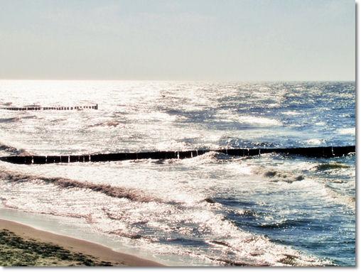 Blick auf die Ostsee - © Liisa