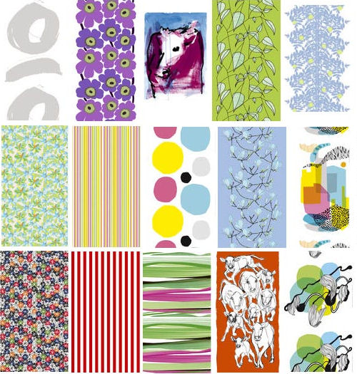 Frühlingsdesigns von Marimekko