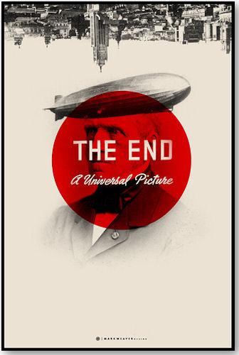 The End - © Mark Weaver