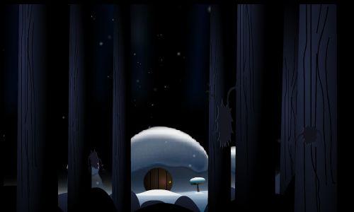 Szene aus Nims Winter Tale
