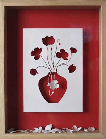 Broken Flowers, 2007 - © Peter Callesen