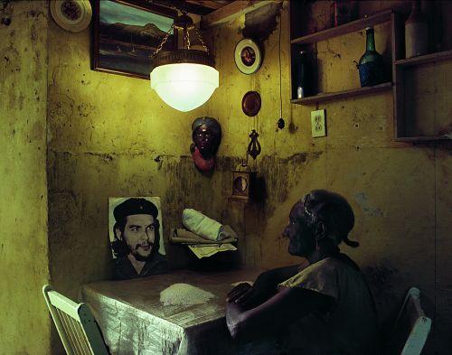 from Cuban interiors - © Robert van der Hilst