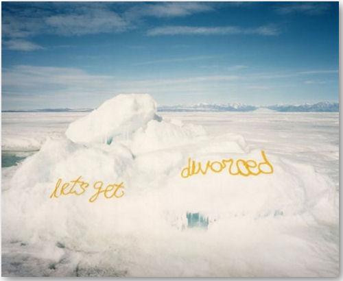 Let's get divorced - © Scarlett Hooft Graafland