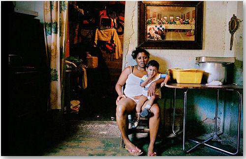 The Torrealbar Household - © Jonas Bendiksen