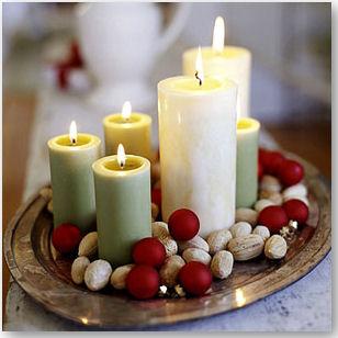 weihnachtliche Dekoridee - © Better Homes and Gardens