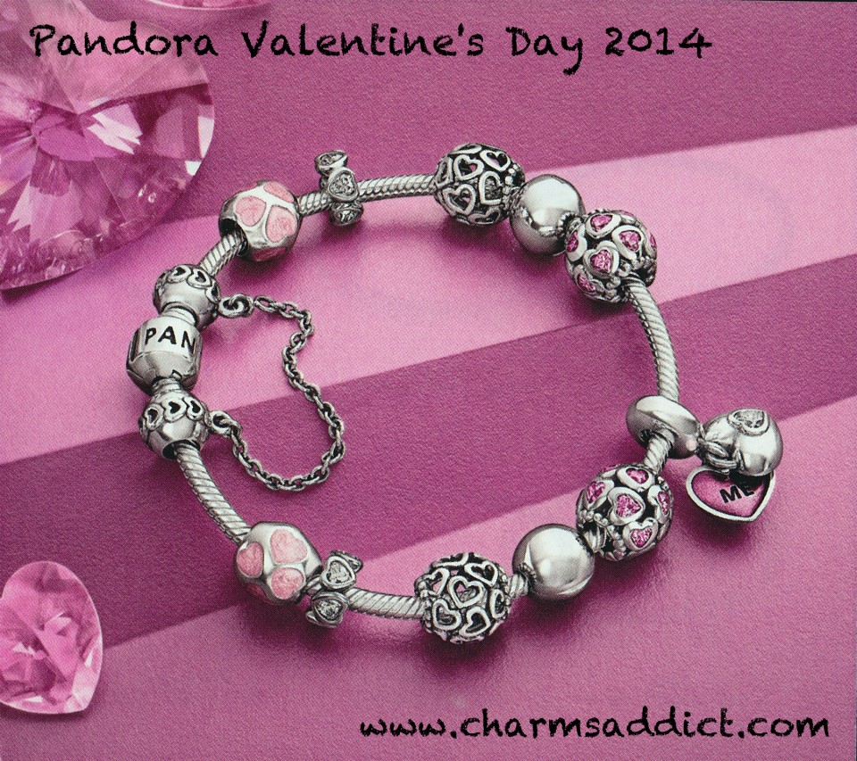 Pandora Valentines Day Collection 2014 Prices Charms Addict