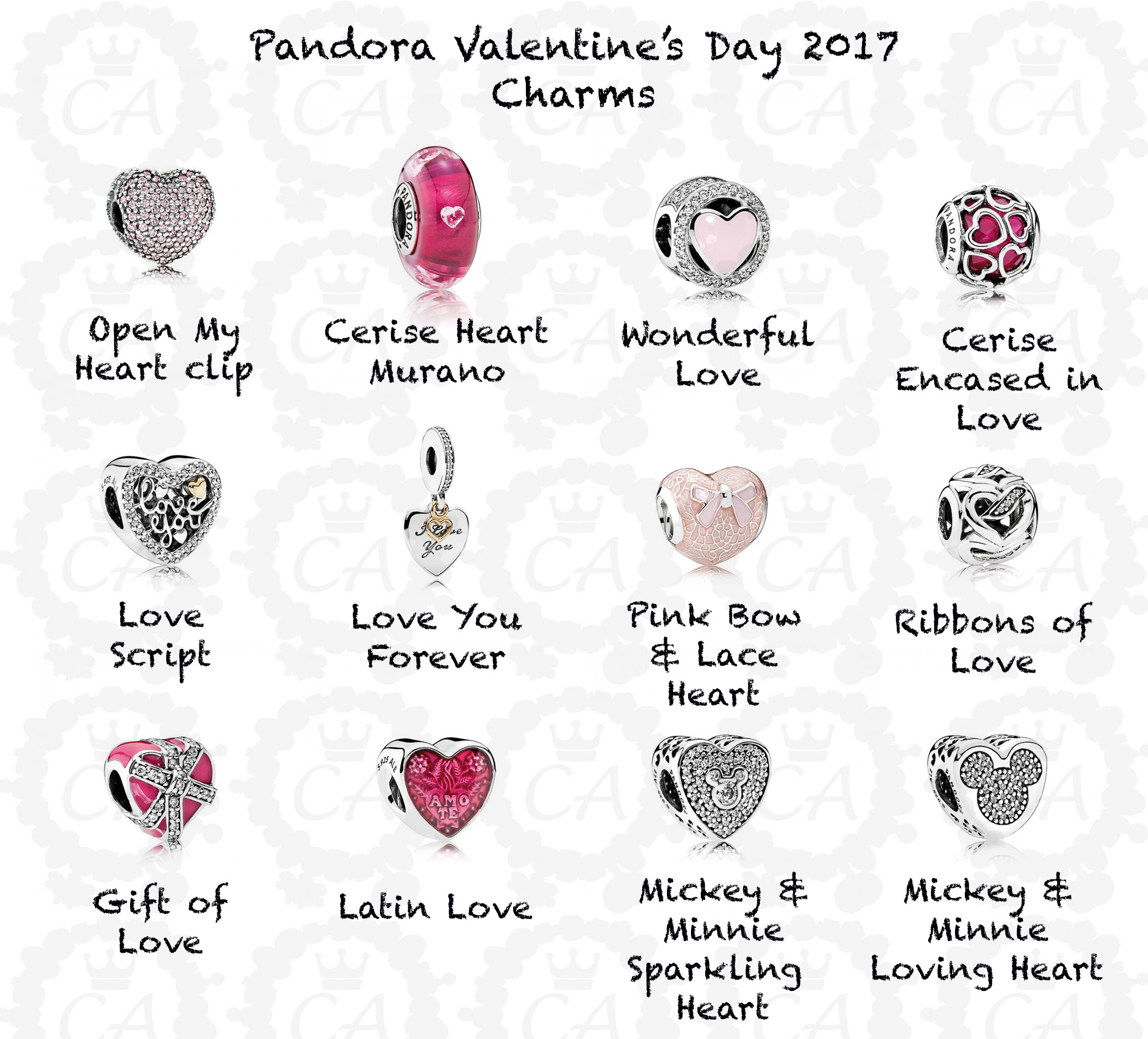 Charm Pandora 2017 Charm Pandora Valigia