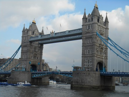 City trip London - tower bridge