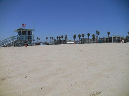 Highlights of Los Angeles- Venice Beach