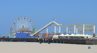 Highlights of Los Angeles - santa monica